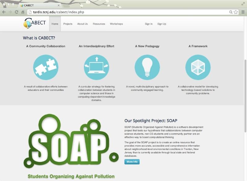 CABECT website
